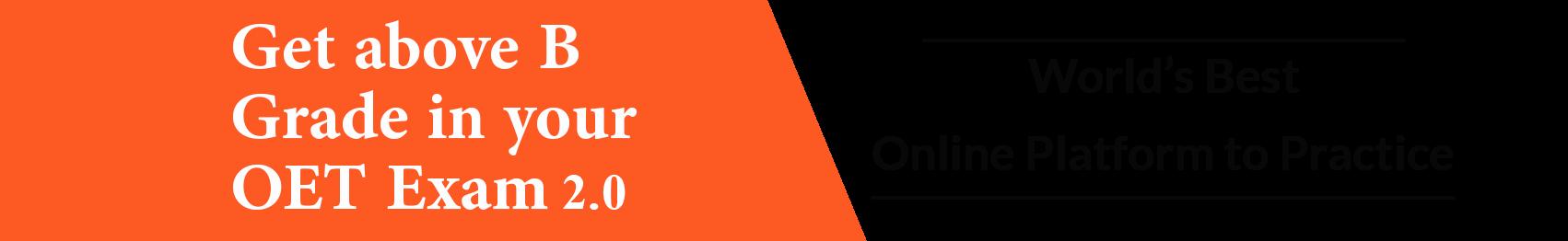 OET 2 0 Practice Online | OET Exam Preparation - Oetpractice net